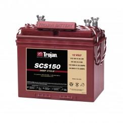 Аккумулятор лодочный тяговый Trojan SCS150 (100 Ah)